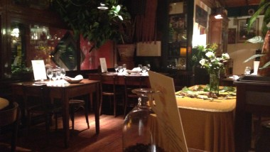 Targa bistrot: a cena i grandi, al brunch anche i bimbi