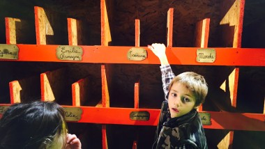 Le case di babbo natale a Firenze e in Toscana 2016