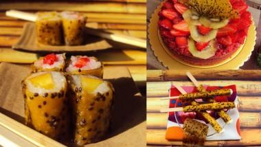 Sfoglia di frutta al posto delle caramelle con Muffinalmente si può