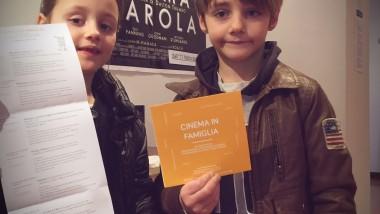 Cinema in famiglia 2017 rassegna a Firenze per genitori e bambini