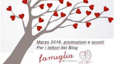 Sconti e promozioni Firenze Formato Famiglia marzo 2016
