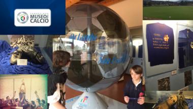 Museo del calcio a Firenze visita con i bambini