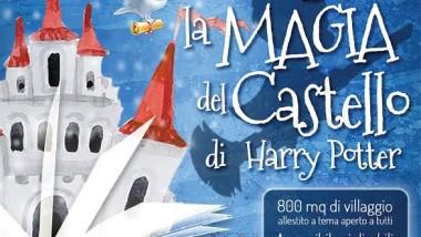Il castello di Harry Potter a Campi Bisenzio 16 giugno 3 luglio 2016