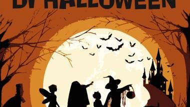Notte di Halloween festa a tema per bambini a Firenze