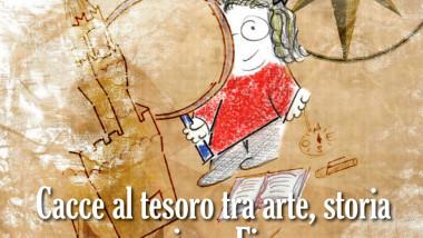 Caccia al tesoro a Firenze con tappa da Dreoni