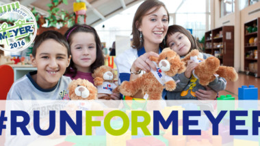 A.A.A: Cercasi runner per Play Therapy dell'Ospedale Meyer Firenze