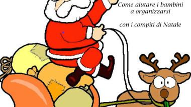 Come aiutare i bambini a organizzarsi con i compiti di Natale