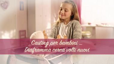Casting per bambini a Firenze c'è Diaframma e cerca volti nuovi!!