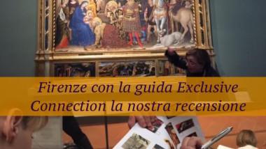Visitare Firenze con la guida Exclusive Connection la nostra recensione
