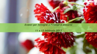 Eventi per famiglie Firenze 11 e 12 febbraio 2017 … E carnevale sia!!