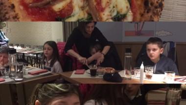 Andare da Buonerìa a mangiare la pizza in famiglia