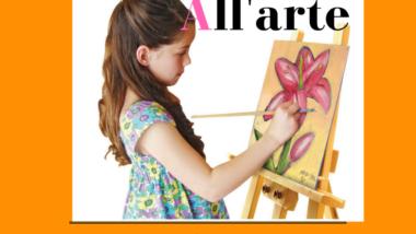 Un ciclo di laboratori sulle diverse tecniche artistiche per bambini