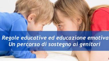 Regole educative ed educazione emotiva un corso per i genitori