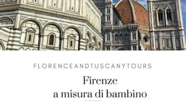 Visite guidate per bambini Firenze al ritmo di una favola