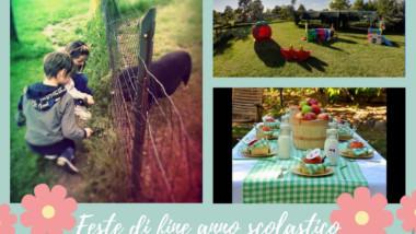 Feste di fine anno scolastico in fattoria a Firenze